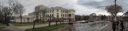Tyraspol - plac Teatralny - fot. Kateryna Semeniuk