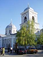 Bendery - Cerkiew Przeobrażenia Panskiego - fot. R.Simaczenko