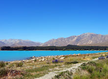 jezioro Tekapo
