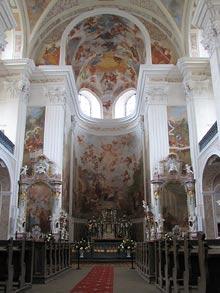 Krzeszów - kościół św. Józefa
