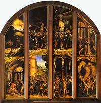 Holbein - Pasja Chrystusa