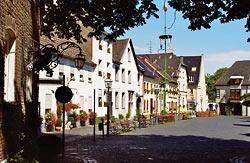 Krefeld-Linn - rynek
