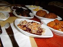 koszerna restauracja w Ghetto / fot. Jan Śliwa