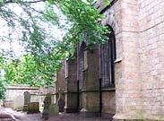kościół i cmentarz św. Mikołaja