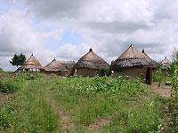 Wioska na północy Togo
