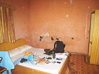hotelowy pokój w Tamale