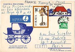 kartka pocztowa z 1982 r.