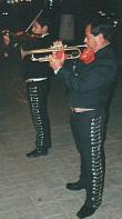Mariachi w San Cristobal