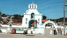 Kościół w San Juan Chamula
