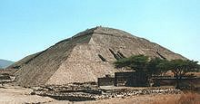Piramida Słońca, Teotihuacan, fot. KK i kreola