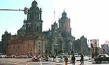 Catedral Metropolitana, fot. KK i kreola