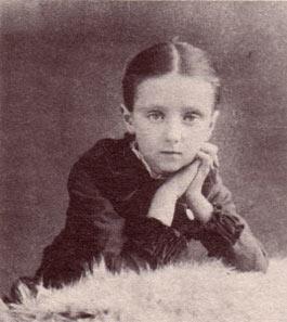 Lucy Maud, 1884