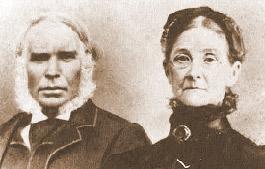 Lucy i Aleksander Macneill
