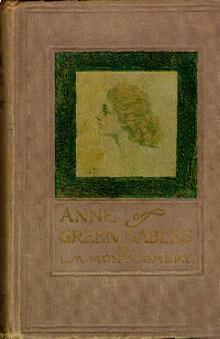 Pierwsze wydanie Ani z Zielonego Wzgorza