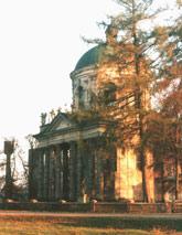 Podhorce - kościół Podniesienia Krzyża Św.
