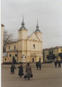 Kościół św. Joachima i Anny we Włodzimierzu Wołyńskim