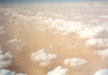 Sahara z lotu ptaka