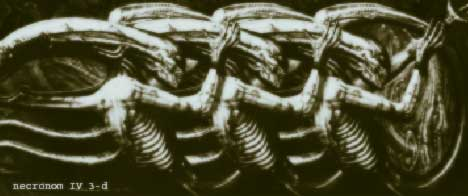 Necronom IV 3-d