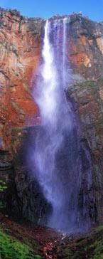 wodospad Salto Angel