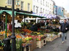 Portobello Market, Londyn