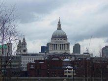 Katedra Św. Pawła. Londyn