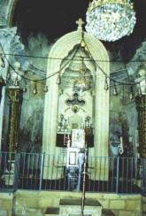 Monastyr Deir ez Zaafaran (Mar Hananyo), zwany też Szafirowym Monastyrem w Mardin. Turcja