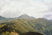 Widok z Grzesia w kierunku Wołowca, fot. tosia i krasnal