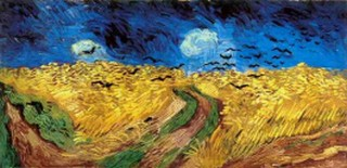 Vincent van Gogh, Wheat Field with Crows