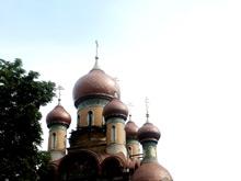 jedna z bukareszteńskich cerkwi