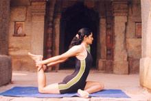 instruktorka jogi (fot.stock.xchng)