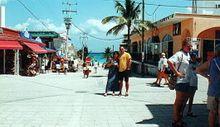 Playa del Carmen - Avenida Quinta