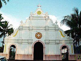 Syromalankarski kościół św. Tomasza w Mulanthuruthy