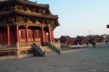 Pałac w Szenyang, fot. Witek