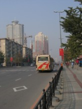 Ulica w Szenyang, fot. Beata