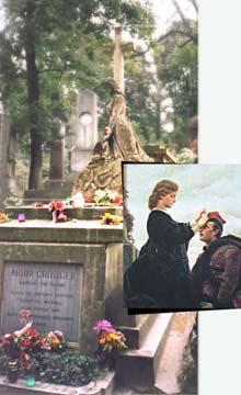 Grób Artura Grottgera, fot. K.Kromka