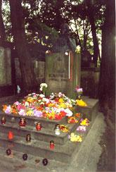Cmentarz Łyczakowski, grób Marii Konopnickiej