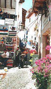 Wąskie uliczki Taxco, fot. KK i kreola