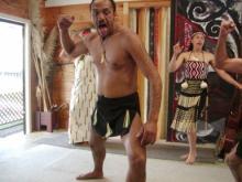 Haka-taniec Maorysów