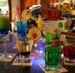 Zimowy bar