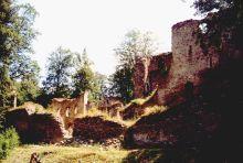 Zamek Świecie, fot. archiwum autory