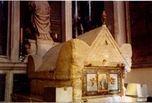 Rovinj, grobowiec św. Eufemii/fot. azw