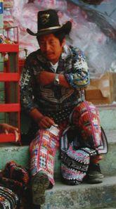 Gwatemalski kowboj (fot. KK/archiwum własne autory)