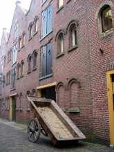 Uliczka w Alkmaar, fot. stock.xchng
