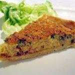 Szybkie gotowanie – tarta i pikantne placki