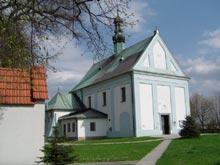 Chełm - kościół Bożogrobców
