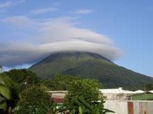 Kostaryka, wulkan Arenal
