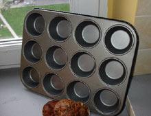 forma do muffinów
