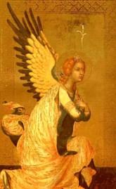 S. Martini, Aniol ze zwiastowania, 1339