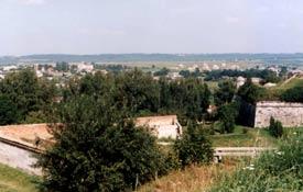 panorama Złoczowa