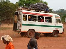 bus załadowany